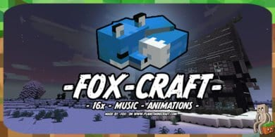 Photo of [Resource Pack] Fox Craft [1.14]