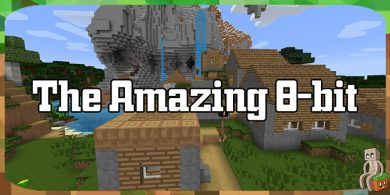 Photo of [Resource Pack] The amazing 8-bit [1.12]
