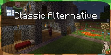Photo of [Resource Pack] Classic Alternative [1.12 – 1.14]