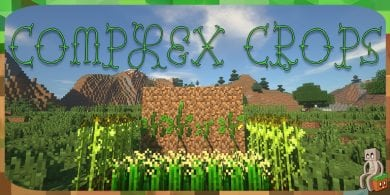 Photo of [Mod] Complex Crops [1.7.10 – 1.12.2]