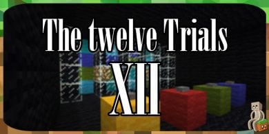 Photo of [Map] The Twelve Trials [1.12]