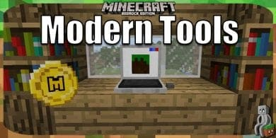 Photo of [Addon Bedrock] Modern Tools