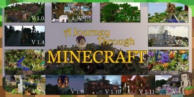 Photo of [Map] A Journey Through Minecraft [1.12]
