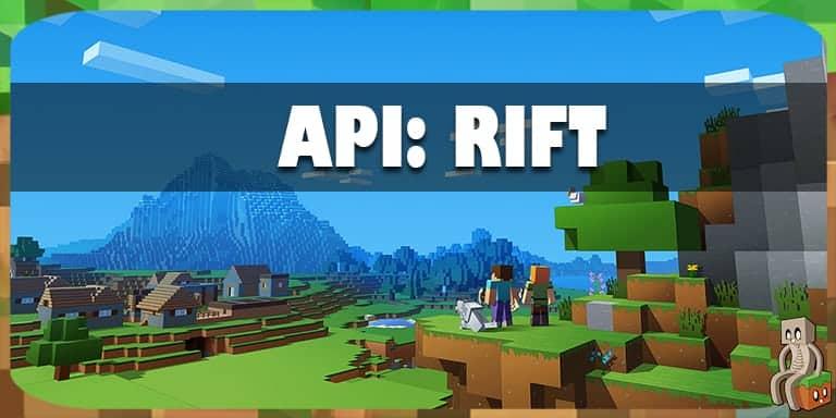 Mod Rift 113 1132 Minecraft France