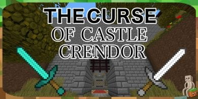 Photo of [Map] The Curse Of Castle Crendor [1.12.2]