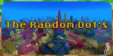 Photo of [Resource pack] The Random Dot's [1.13]