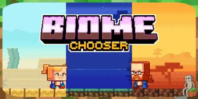 Minecon 2018 Biome