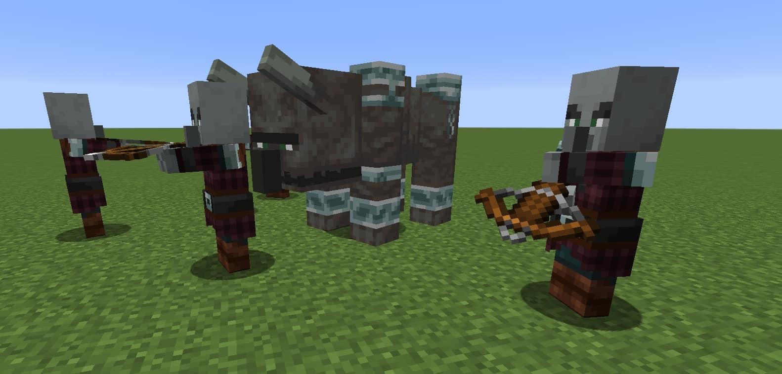 Minecraft 114 Snapshot 18w43c Minecraft France