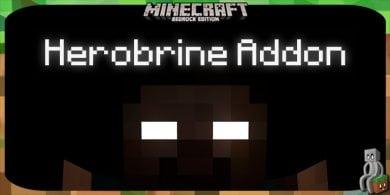 Photo of [Addon] Herobrine
