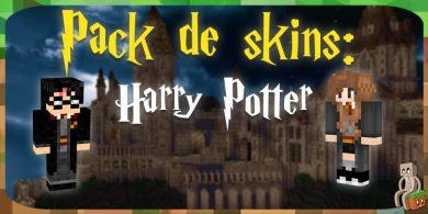 Photo of [Pack de Skins] Harry Potter