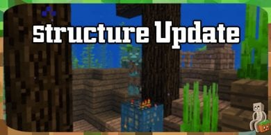 [Datapack] Structure Update [1.13+]
