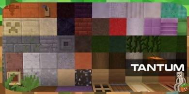Photo of [Resource Pack] Tantum [1.14]