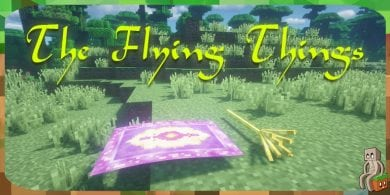 Photo of [Mod] The Flying Things [1.12.2 – 1.14.4]