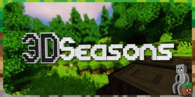 [Resource Pack] 3D Seasons [1.9 – 1.15]