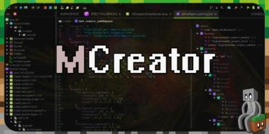 Photo of MCreator [1.12.2 – 1.15.2]