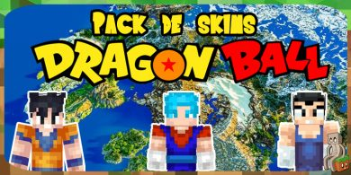 Photo of [Pack de Skins] Dragon Ball