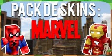 Photo of [Pack de Skins] Marvel