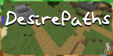 Photo of [Mod] DesirePaths [1.12.2]