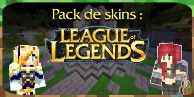 Photo of [Pack de Skins] League of Legends