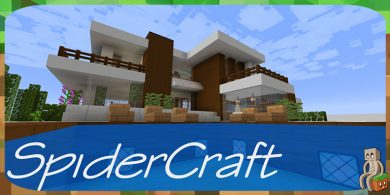 Photo of [Resource Pack] SpiderCraft [1.12 – 1.14]