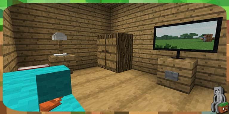 Minecraft Armoire Bright Shadow Online