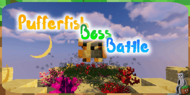 Photo of [Map] Pufferfish Boss Battle [1.13.2]