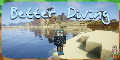 Photo of [Mod] Better Diving [1.12.2]