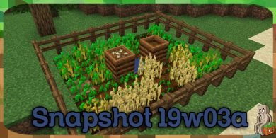 Photo of Minecraft 1.14 : Snapshot 19w03c