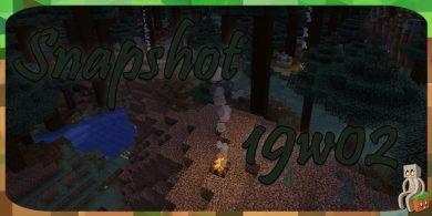Photo of Minecraft 1.14 : Snapshot 19w02a