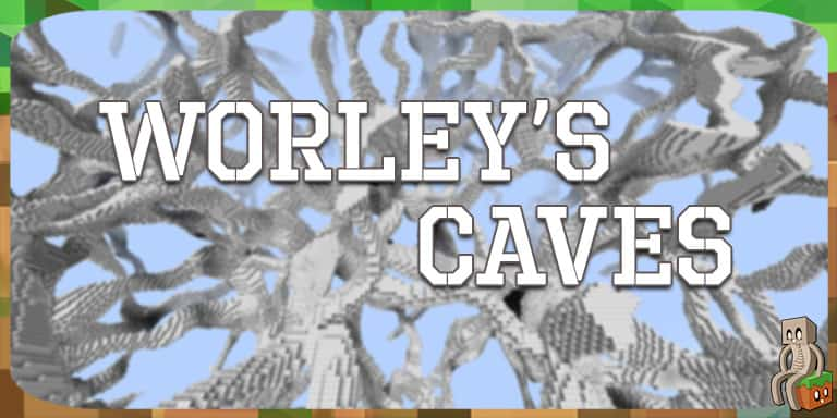 Mod] Worley's Caves [1 10 2 - 1 12 2] - Minecraft-France