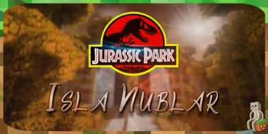 Photo of [Map] Isla Nublar – Jurassic Park [1.8 – 1.13]