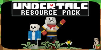 Photo of [Resource Pack] Undertale [1.13]