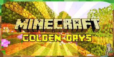 Photo of [Resource Pack] Golden Days [1.12 – 1.14]