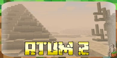 Photo of [Mod] Atum 2: Return to the sands [1.7.10 – 1.12.2]