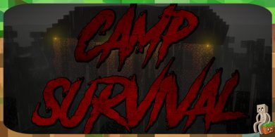 Photo of [Map] Camp Survival [1.13.2]
