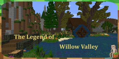 Photo of [Map] The Legend of Willow Valley [1.13.2]