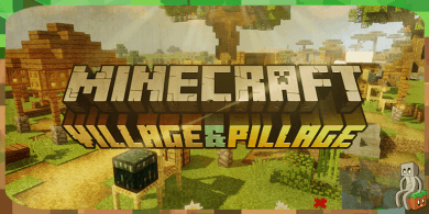 "Photo of Minecraft 1.14 : La mise à jour ""Village & Pillage"" disponible !"