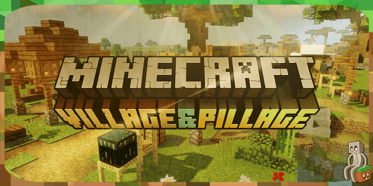 Minecraft 1 14 La Mise à Jour Village Pillage