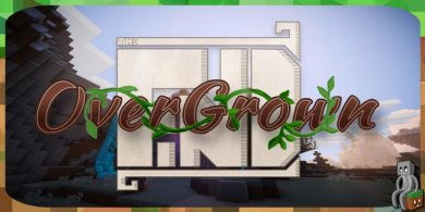 Photo of [Resource Pack] The Find Overgrown [1.13 – 1.14]