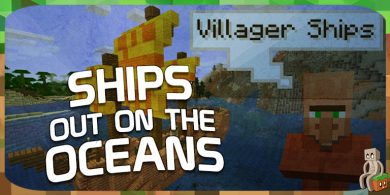 [Datapack] Ships out on the oceans [1.13.2]