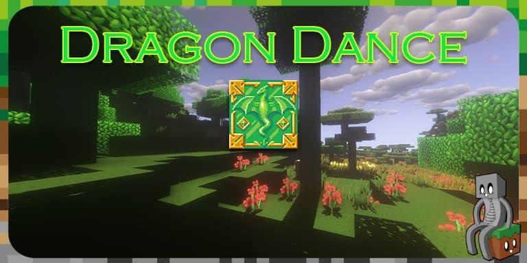 Pack de texture Dragon dance