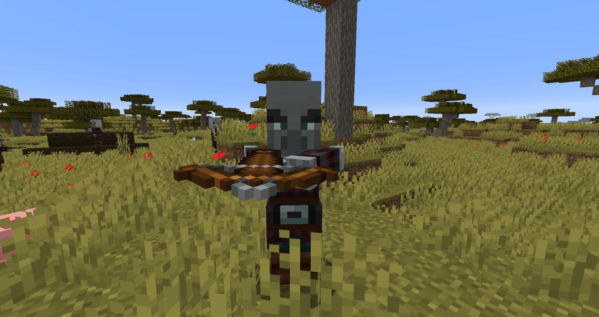 Minecraft 114 La Mise à Jour Village Pillage