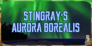 Photo of [Resource Pack] Stingray's Aurora Borealis [1.14]