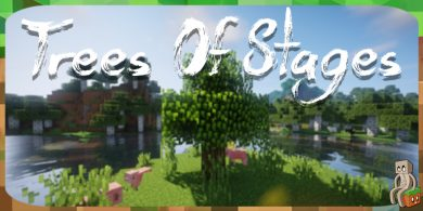 [Mod] Trees Of Stages [1.12.2]