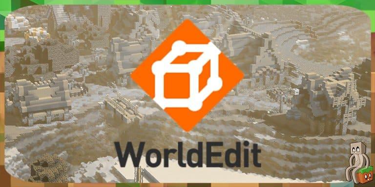 Mod] World Edit [1 7 10 - 1 14 4] - Minecraft-France