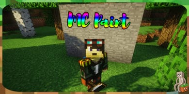 Photo of [Mod] MC Paint [1.12.2 – 1.16.1]