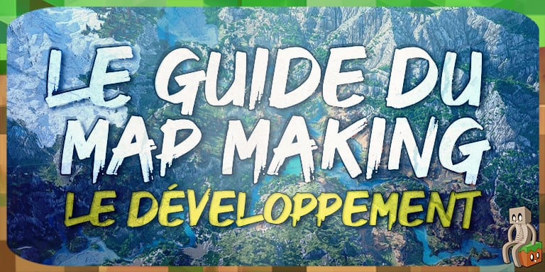 Guide du MapMaking Minecraft