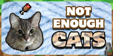 Photo of [Mod] Not Enough Cats [1.12.2]