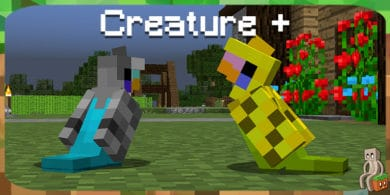 Photo of [Resource Pack] Creatures+ [1.14 – 1.16]
