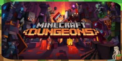 Photo of Le gameplay de Minecraft Dungeons révélé à l'E3 !